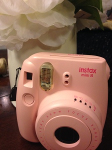 My beloved Fujifilm Instax Mini 8.  No filters, no selfies, just candid photos.